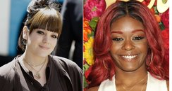 Azealia Banks and Lily Allen