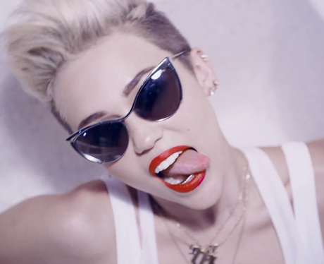 Miley Cyrus' 'We Can't Stop' video