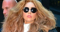 Lady Gaga Fashion Week 2013