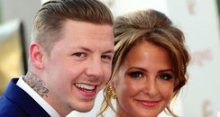 Professor Green and Millie Makintosh