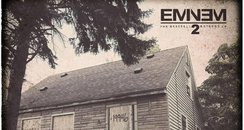 Eminem The Marshall Mathers LP 2′ Cover