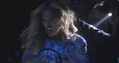Beyonce Haka Dance