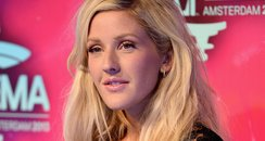 Ellie Goulding on the MTV EMAs 2013 Red Carpet