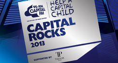 Capital Rocks 2013 Logo
