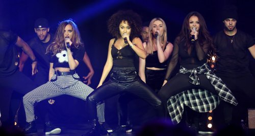 Little Mix Salute Tour Little Mix Launch  Salute  UK