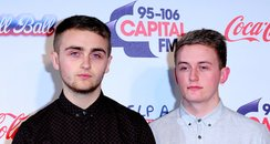 Disclosure Red Carpet  Jingle Bell Ball 2013