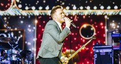 Olly Murs live Jingle Bell Ball 2013