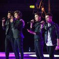 Union J live Jingle Bell Ball 2013