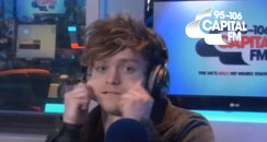 The Vamps Funny Faces