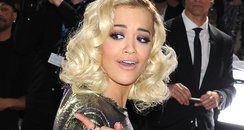 Rita Ora at the Grammy Awards 2014