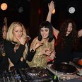 Angel Haze, Ellie Goulding, Katy Perry and Lorde