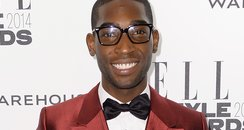 Tinie Tempah at the Elle Style Awards