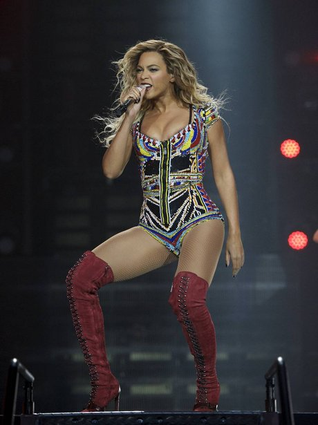 Beyonce 'Mrs Carter' Tour London