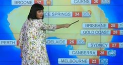 Katy Perry Reads The Weather