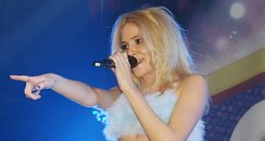 Pixie Lott perfeoms at G-A-Y