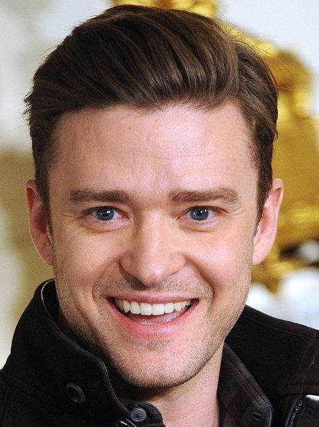 Justin Timberlake smiling Justin Timberlake Smiling