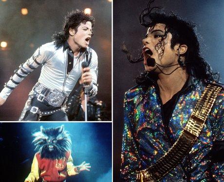 Micahel Jackson 'Bad' Tour