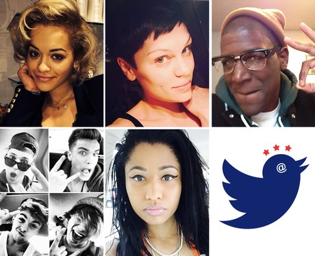 Twitter Awards 2014: Most Selfie Obsessed nominations