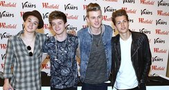 The Vamps Album launch