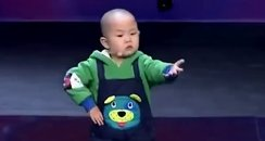 China's Got Talent Kid Dancing