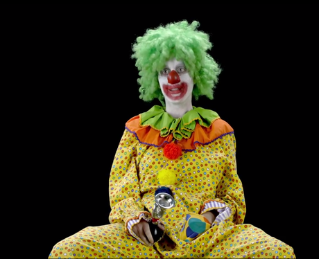 Katy Perry 'Birthday' Music Video screen shot