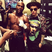 33. Justin Bieber Poses With Boxing Champ Floyd Mayweather