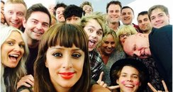 Capital and 5SOS do a selfie