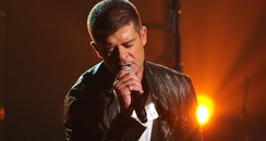 Robin Thicke Billboard Awards 2014