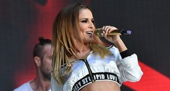 Cheryl Cole at the Summertime Ball 2014