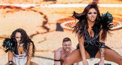 Little Mix live at the Summertime Ball 2014