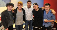 Rob Howard with Rixton - North East Live