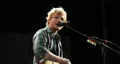 Ed Sheeran T In The Park 2014