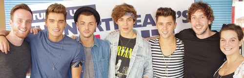 Bodg, Matt and JoJo Meet Union J