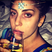 61. Lady Gaga goes barefaced and beautiful in her latest selfie for her Monsters