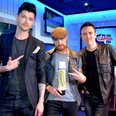 The Script Sing Butt Stick On Capital Breakfast