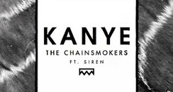 The Chainsmokers 'Kanye' Single Artwork