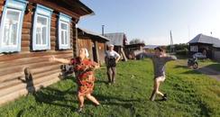 Russian Hideaway Parody