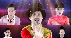 Britney parody