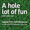 Capital FM Golf Weekend
