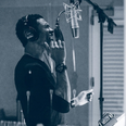 Usher in the studio