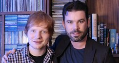 Ed Sheeran and Dave Berry