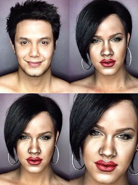 Paolo Ballesteros Transformed Into  Celebrities