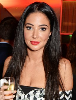 Tulisa OBE Party