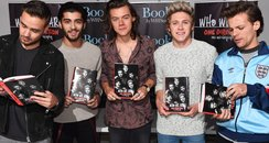 One Diretcion Book Signing