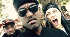Jessie J Luke James Instagram