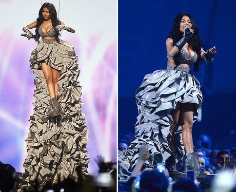 Nicki Minaj MTV EMAs Outfit