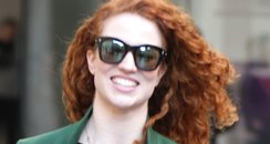 Jess Glynne Spotted in London