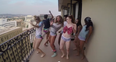 Beyonce 7/11 video still