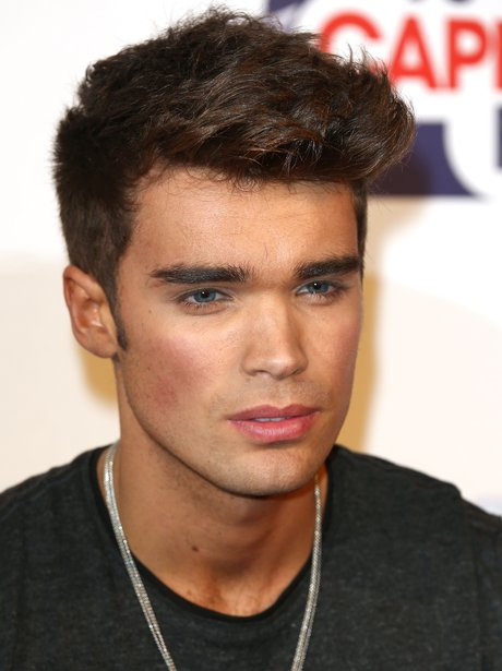 Josh Union J Red Carpet at the Jingle Bell Ball 20