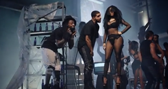 Nicki Minaj Only video still